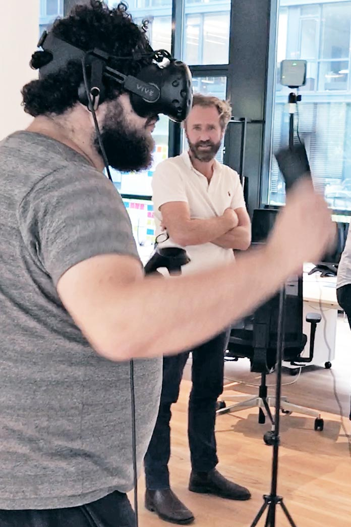 VR Experience in Cologne