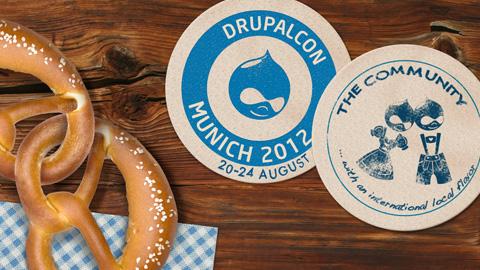 DrupalCon brand management