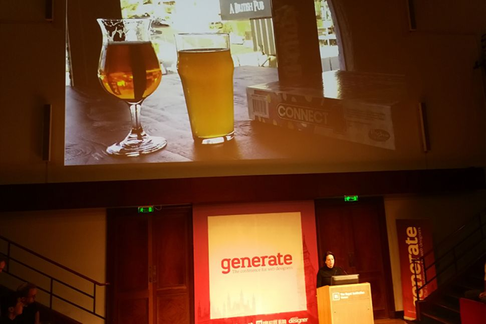 Generate Conference 2017